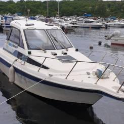 Yamaha FR-24. 2000 год, длина 7,50м., двигатель подвесной, 200,00л.с., бензин