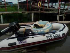 Продам лодку пвх 380