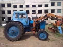 МТЗ 80. Продажа государственного имущества (аукцион) Трактор МТЗ-80, 74 л.с.