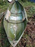 Лодка восьмиклинка переклепанная