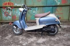 Yamaha Vino 50, 2012