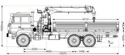 Урал 4320, 2020