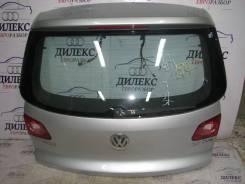 Дверь багажника. Volkswagen Tiguan, 5N1, 5N2 Двигатели: BWK, CAVA, CAVD, CAWA, CAWB, CAXA, CBAA, CBAB, CCTA, CCZA, CCZB, CCZC, CCZD, CFFA, CFFB, CFFD...