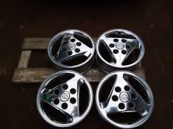 Made in Japan* R15 6x139,7 6.0J ET30 4 шт Nissan