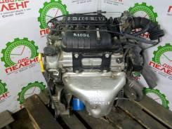 Двигатель B10D1 Chevrolet Spark/Daewoo Matiz. V-1000cc. Контрактный.