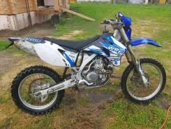 Yamaha WR 450F, 2007