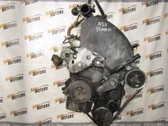 Контрактный двигатель Skoda Octavia 1.9 TDI ASV AGR AHF ALH VW Golf