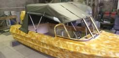 Ремонт, модернизация катеров и лодок.