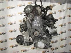 Контрактный двигатель Skoda Superb VW Passat 1.9 TDI AVF AWX