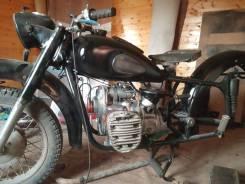 Днепр К-750, 1967