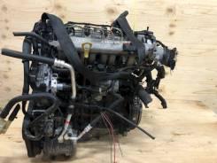 Двигатель D4FA контрактный в сборе