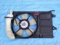 Вентилятор охлаждения радиатора. Mitsubishi Colt Plus, Z25A, Z26A, Z27A, Z28A, Z27AG Mitsubishi Colt, Z25A, Z26A, Z27A, Z28A, Z27AG Двигатели: 4G15, 4...