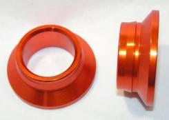 Втулки заднего колеса мотоцикла KTM SX/SXF 13-18, оранжевый, Accel