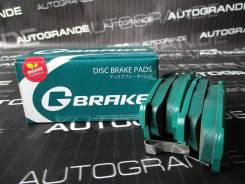 Тормозные колодки передние G-Brake GP-00045