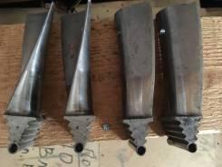 Лопатки турбокомпрессора ГТН VTR 501,500