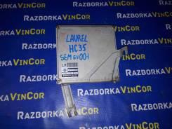 Блок управления EFI. Nissan Laurel HC35 RB20DE. SEM-бу001