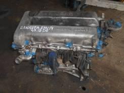 Двигатель в сборе. Nissan Bluebird, ENU14 SR18DE