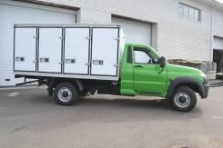 УАЗ Профи. Хлебный фургон, 2 700куб. см., 1 500кг., 4x4