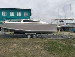 Парусная яхта Maxus 24 EVO