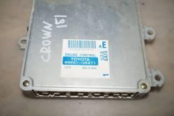 Блок управления двс toyota crown jzs151 1jz-ge