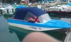 Продам лодку Казанка 5- М-2 с мотором Меркурий 40
