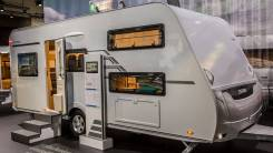Hymer Eriba. Караван Eriba Living 555 XL