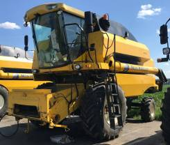 New Holland. Комбайн TC5080