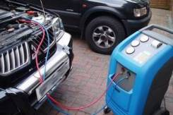 Заправка, ремонт кондиционеров