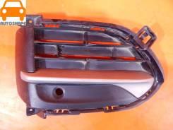 Решётка переднего бампера левая BMW X6 2014-2019 оригинал