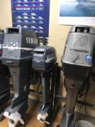 Продам лодочный мотор Yamaha 90 2x тактный . Без пробега по России.