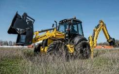 New Holland B115B, 2019