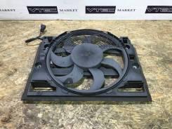 Вентилятор радиатора кондиционера. BMW 3-Series, E46, E46/4, E46/5, E46/2, E46/3, E46/2C M52B25TU, M54B25