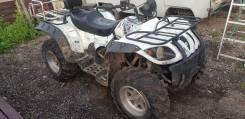 Stels ATV 500GT. исправен, есть псм\птс, с пробегом