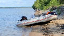 Продам лодку пвх 360 с мотором 18