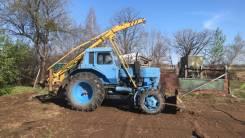 МТЗ 82. Продаётся бурилка на базе трактора , 80 л.с.