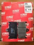 Колодки тормозные TRW MCB 602
