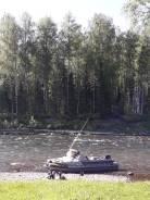 Лодка Фрегат 5.5 метра + Мотор Mercury 40 JET (60 л. с. ) + прицеп
