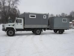 ГАЗ-33081. Продам ГАЗ 33081, 4 750куб. см.
