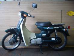 Yamaha Mate. 50куб. см., исправен, без птс, без пробега