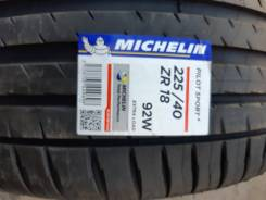 Michelin Pilot Sport 4. Летние, 2019 год, без износа
