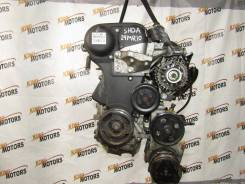 Контрактный двигатель Ford Focus 2 SHDA SHDB 1,6 i Форд Фокус 2 100 лс