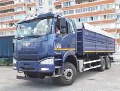 FAW CA3250P66K2T1E4. Бортовой автомобиль зерновоз FAW 3250, 8 600куб. см., 22 000кг., 6x4