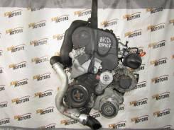 Контрактный двигатель BKD 2,0TDI Skoda Octavia Superb VW Golf Touran