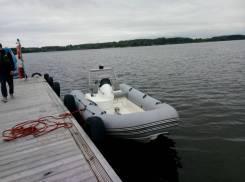 Rib 4.5 метра +лодочный мотор Evinrude