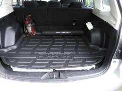 Коврик в багажник Subaru Forester 2013-2019 г Форестер
