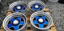 Кованые трехсоставные диски Lodio Drive R16, 6*139.7. Made in Japan.