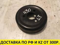 Контрактный шкив помпы Mazda L3DE J0430