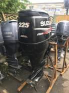 Лодочный мотор Suzuki DF-225 2011 год.