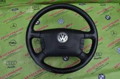 Руль. Volkswagen Passat, 3B2, 3B3, 3B5, 3B6 Volkswagen Golf, 1E7, 1J1, 1J5 Volkswagen Jetta, 9M2, 1J6 Volkswagen Bora, 1J6, 1J2 AAM, ADP, ADR, ADZ, AF...