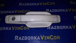Ручка двери внешняя передняя правая. SsangYong Action CJ. SEM-ручка002